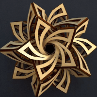 The gorgeous polyhedra sculptures of George Hart