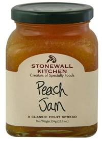 Stonewall Kitchen Jam Peach Amaretto 12.5 Oz | Shop at Ebates