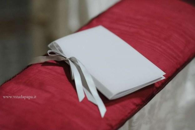 libretto matrimonio chiesa nozze