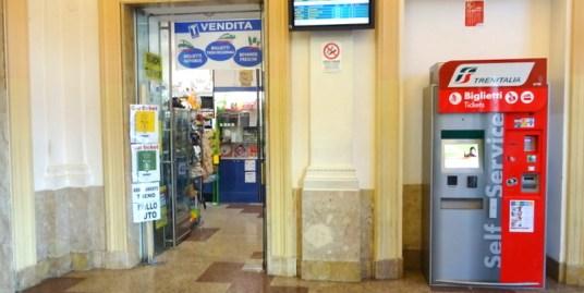 Tabaccheria in zona stazione