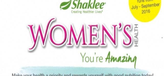 Women's Health Set Shaklee