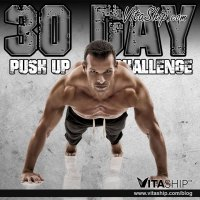 30-Day Push Up Challenge