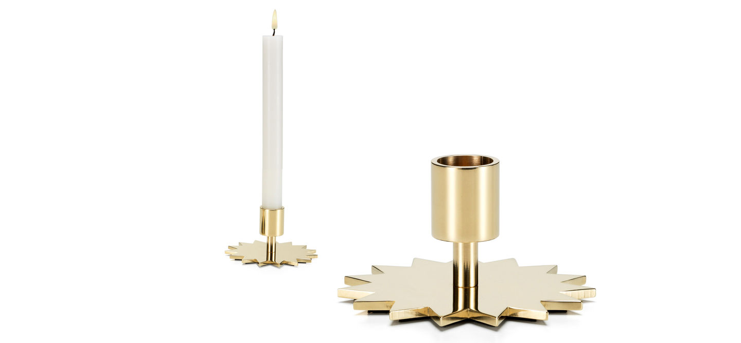 Vitra Candle Holders Star