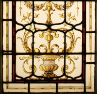 Ref: Vic536 - Victorian Stained Glass Windows - 3 ...