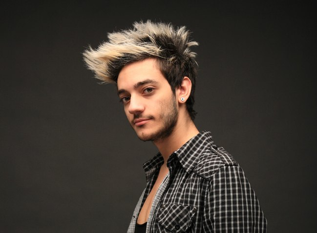 dye gray hair