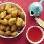 Receta para preparar Pollo Rebozado Estilo Chino