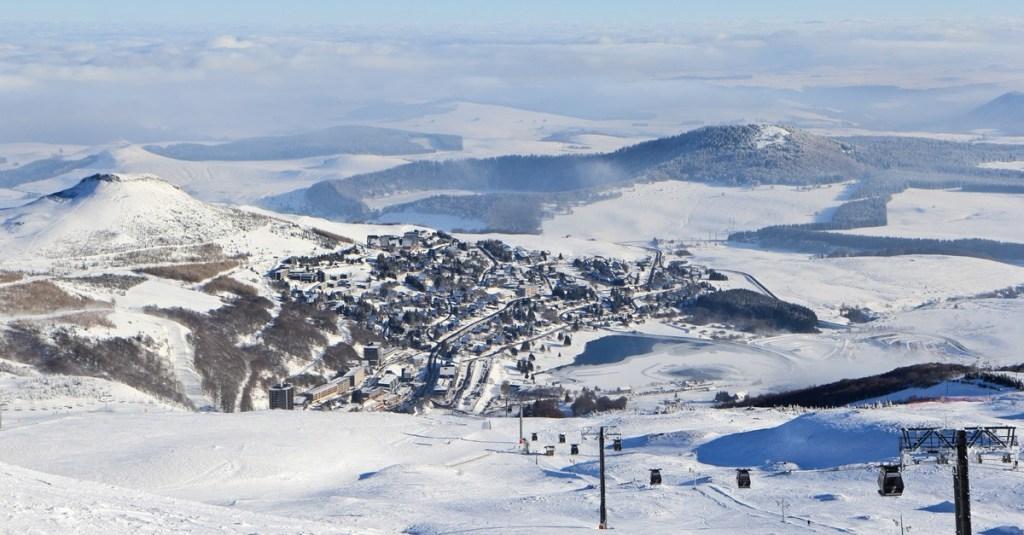 super besse ski février
