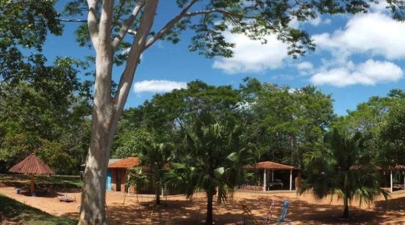 Camping Grêmio Primavera, achamos no Pontal do Paranapanema