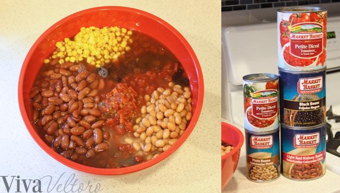 taco soup freezer dinner