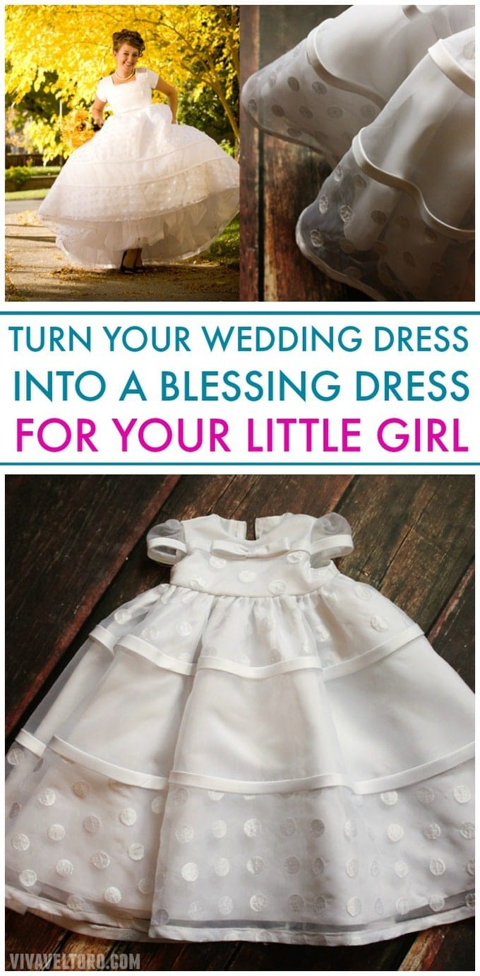 can i preserve my wedding dress myself preserving wedding dress What I Did With My Wedding Dress A Blessing Gown For Daughter