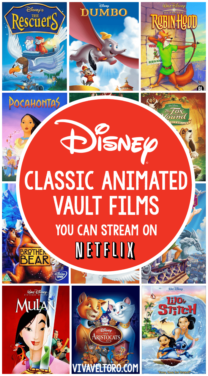 Classic Disney movies from the vault that you can stream ...
