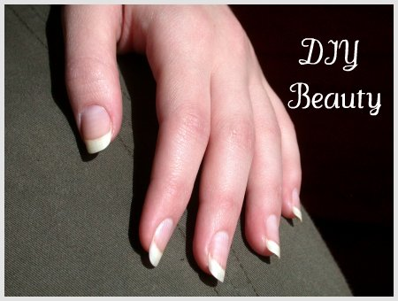 Diy Beauty Using Natural Ingredients To Whiten Nails