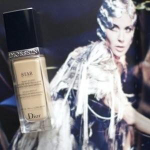 Dior Star Foundation Really is a Star