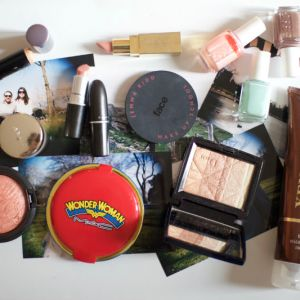A Walk Down Makeup Memory Lane