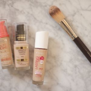 The Three Drugstore Foundations That Made the Cut