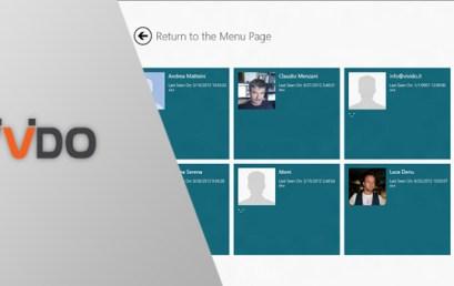 Stage a Vivido SRL (Giugno 2012) -Windows 8 e Podio