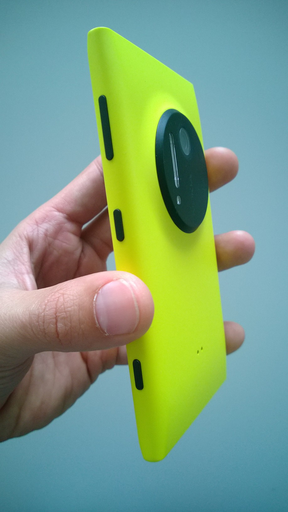 Benvenuto Lumia 1020! C'era una volta la fotocamera..