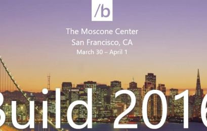 Build 2016 – Streaming dell'evento
