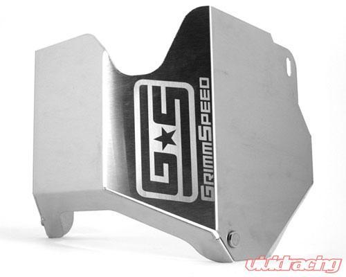 092002 GrimmSpeed Turbo Heat Shield Subaru Forester XT
