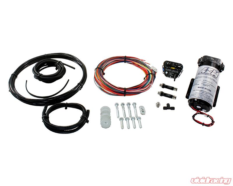 AEM V2 Water Methanol Nozzle and HD Controller Kit