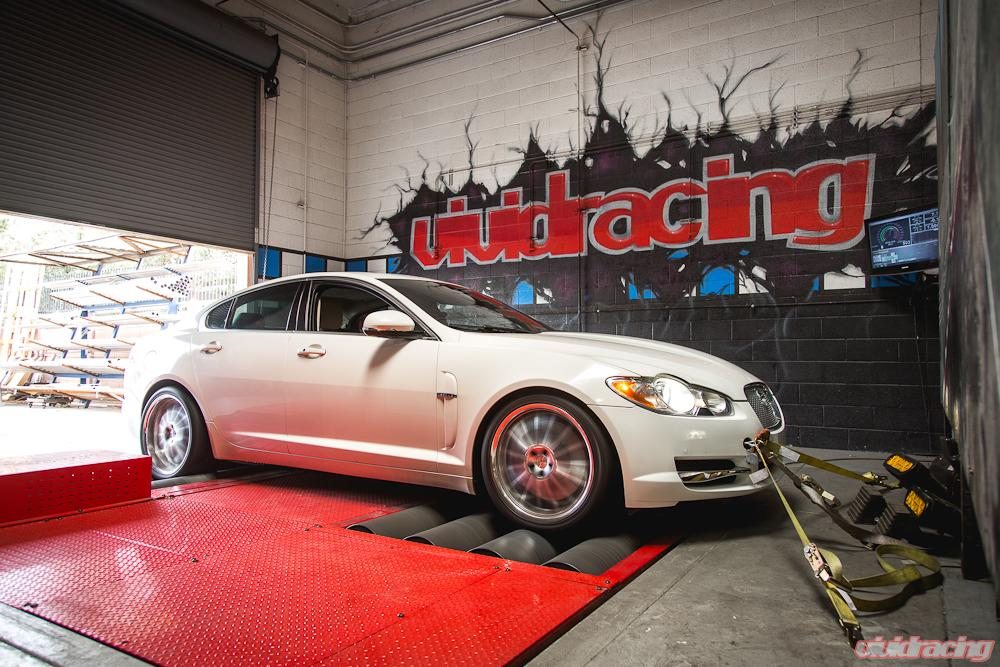 VR Tuned ECU Flash Tune Jaguar XF X250 50L V8 Supercharged