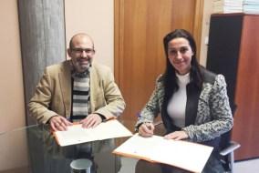 Firma del convenio para la incorporación de Aledo a SivMurcia