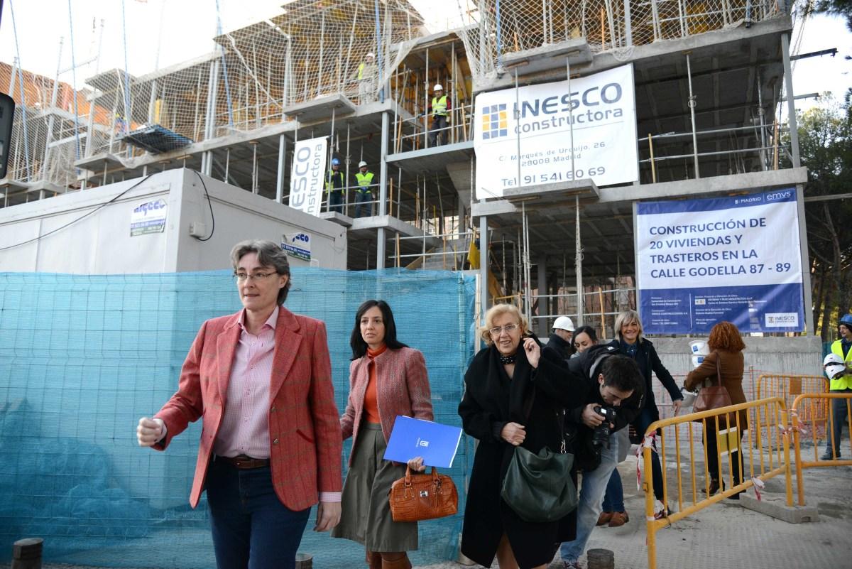 El Plan Municipal de Vivienda de Madrid aumenta en mil las viviendas sociales previstas para la legislatura