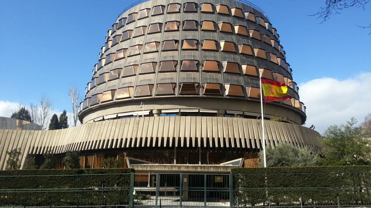 El Constitucional levanta la suspensión a varios artículos de la ley aragonesa de medidas urgentes en materia de vivienda
