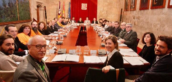 La Mesa de la Vivienda de Baleares incorpora a un representante de los empresarios