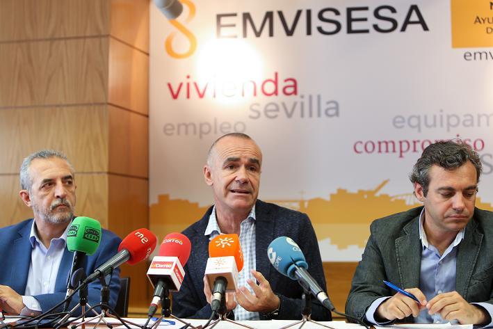 Sevilla pone en marcha una oficina de información especializada en accesibilidad y rehabilitación
