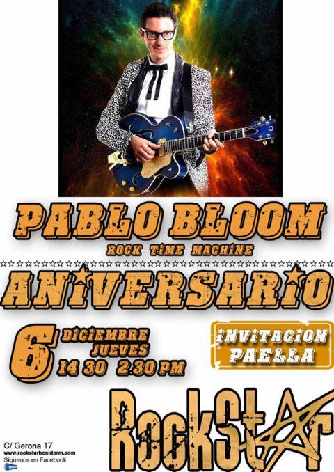 Aniversario RockStar Benidorm