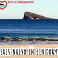 Eres nuevo en Benidorm