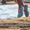 Vivir en Benidorm Ocio y deporte en la playa