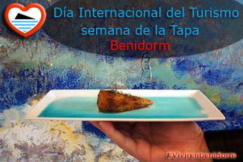 Día Mundial del Turismo Semana de las Tapas Benidorm