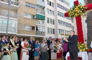 Festa de la Creu en Vivir en Benidorm 2015