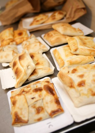 Mejores empanadas de Santiago
