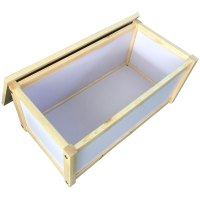 Wooden Toy Storage Unit Chest Box Childrens Toys Boxes ...