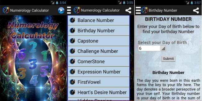 5 Free Numerology Apps to Calculate Destiny Number, Path Number
