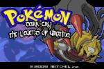Pokemon Dark Cry Legend Of Giratina