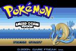 Pokemon Liquid Ocean