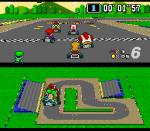 Mario Kart Super Circuit Tracks