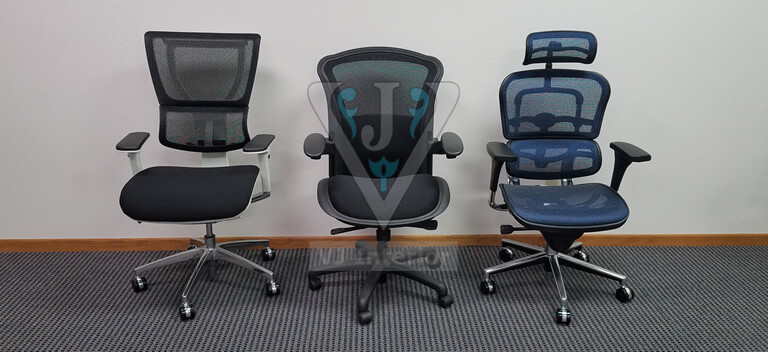 Main Types Of Office Chairs And Their Benefits Vj Interior