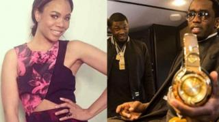 Regina Hall Offers Up Meek Mill Some Booty for Headphones