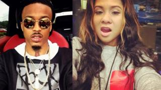 August Alsina Flashes His Mythical Private Parts to Angela Yee