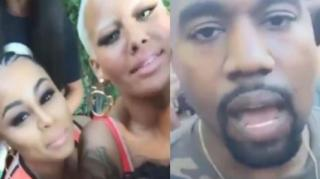 Kanye, Amber Rose & More Attend Drake's Foam Party BBQ