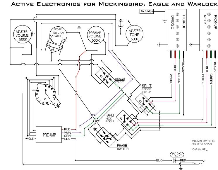 b varitone wiring diagram