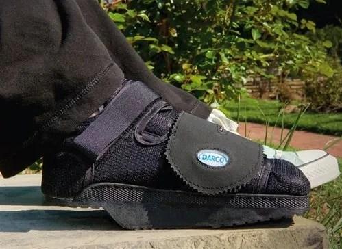 Heelwedger Off Loading Shoe Vm Orthotics