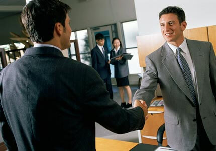 Job Interview Etiquette Make A Good First Impression - Certified