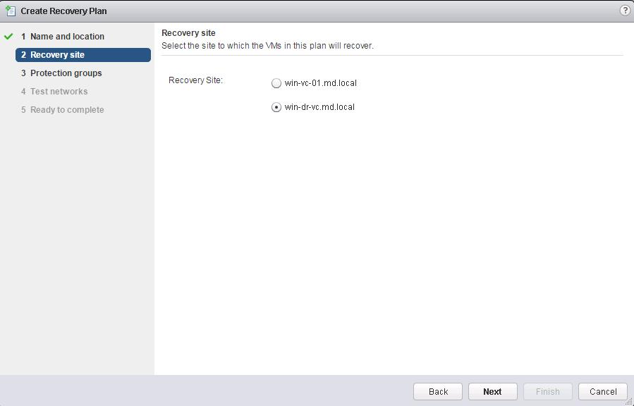 VMware Site Recovery Manager (SRM 60) Part 11 \u2013 Creating SRM
