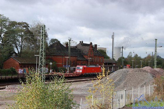 Bahnhof Luisenthal 2014 (Foto: Hell)